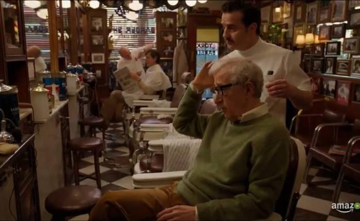 La crisis en seis escenas de WoodyAllen