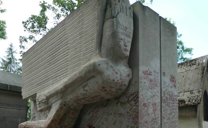 Cementerios en la era deInstagram